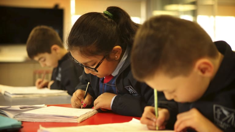 Around one fifth of schools in Australia did their NAPLAN tests online in 2018.