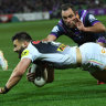 Panthers pinch win over undermanned Storm