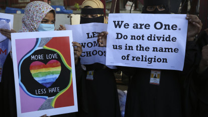 'I am innocent': First arrest under new law to curb interfaith marriage
