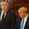Morrison and Trump open new front in China trade war with rare earth 'action plan'
