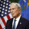 Billionaire Michael Bloomberg preparing to challenge Trump
