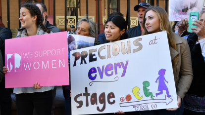 NSW abortion bill imposes death penalty on the innocent