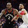 Simmons' Sixers crush Toronto to take playoff series lead