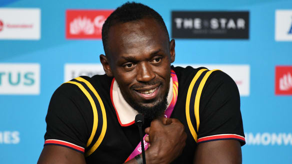 Usain Bolt to start A-league trial for the Central Coast Mariners: reports