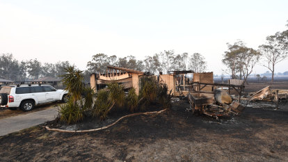 Plea from two south-east Queensland councils for bushfire funding