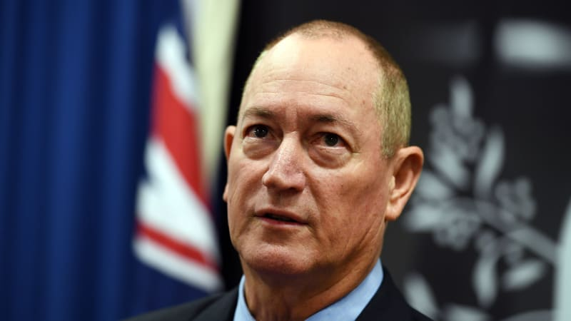 Senate to censure Fraser Anning over Christchurch commentary