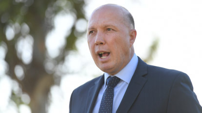 Dutton takes aim at Chinese Communist Party for hostile conduct