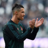 Ronaldo fires hat-trick in Juventus win as Lukaku inspires Inter