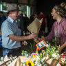 15 years of farmers market proves the way to Canberra's heart is food