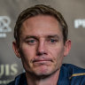 Michael Cheika to decide fate of Wallabies assistant Stephen Larkham