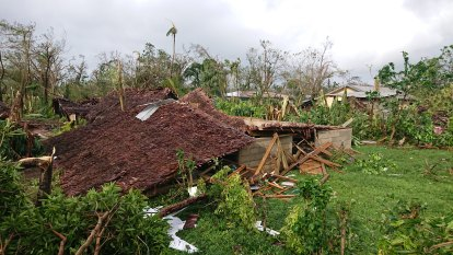 Australia and NZ to help rebuild islands in Harold's destructive path