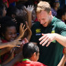 PNG tour uses power and passion of fans to make a difference