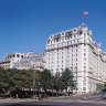 'War room' at Willard Hotel near White House was Trump team 'election fraud' command centre