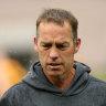 Hawks coach Alastair Clarkson