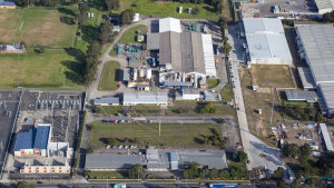 Goodman will develop last-mile logistics on the site after it is remediated.