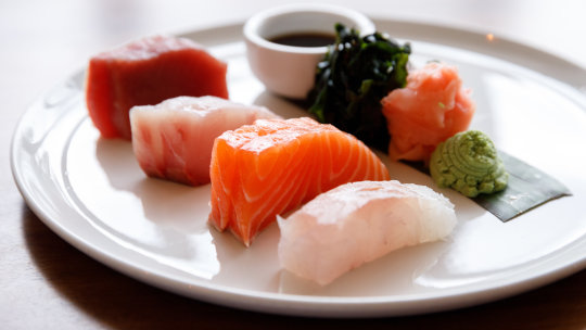 Fish is a good source of protein, but it's good to check which types are abundant enough to eat.