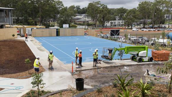 Enrolment boom: 400 classrooms built for new school year