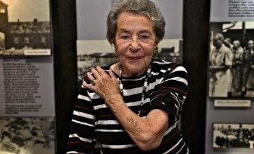 Auschwitz survivor went through five camps