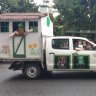 St Patrick's Day parade patron honoured at Brisbane festivities