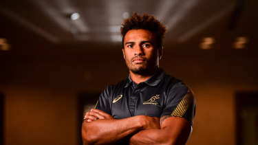 Genia is set to play in his third Rugby World Cup.