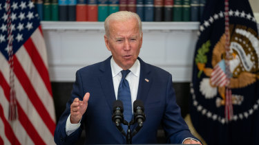 Senior officials in the Biden administration met to decide whether to launch an investigation that could open a new front in the trade war.