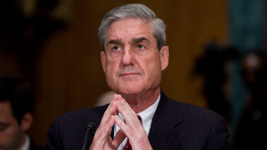 Russia probe Special Counsel Robert Mueller.