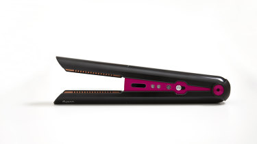 Dyson's state-of-the-art Corrale Straightener.