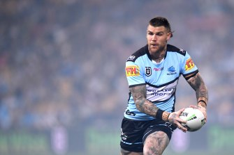 Josh Dugan has been cleared of knee surgery for a second time.