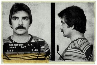"Robbo Robertson, a Vietnam veteran and undercover cop whose street alias was ""Brian Wilson""."