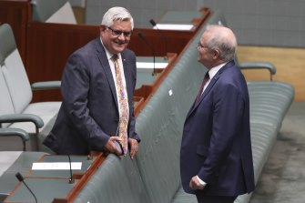 Minister for Indigenous Australians Ken Wyatt and Prime Minister Scott Morrison will soon release the options for an Indigenous Voice to government.