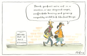 Illustration: Vintage Cathy Wilcox