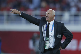 Olyroos coach Graham Arnold is bullish about his team's chances at Tokyo 2021.