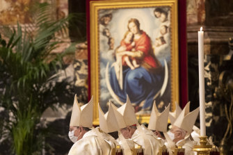 The Vatican has ordered enough doses to inoculate all its residents and employees this month.