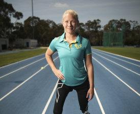 Aussie Vanessa Low has just broken a world record.