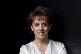 Annette Kimmitt.