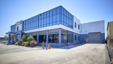 An owner-occupier paid $7 million for 1620 Sydney Road.