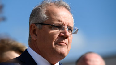 Prime Minister Scott Morrison has changed the cabinet rules to make clear ministers should attend in person.