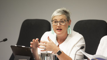 Labor MLA Bec Cody said she was outraged by the pay rise given to senior public servants.