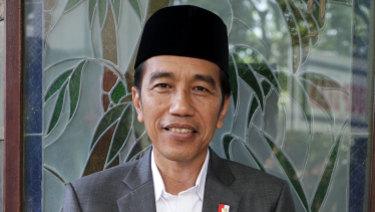 Indonesia President Joko Widodo.