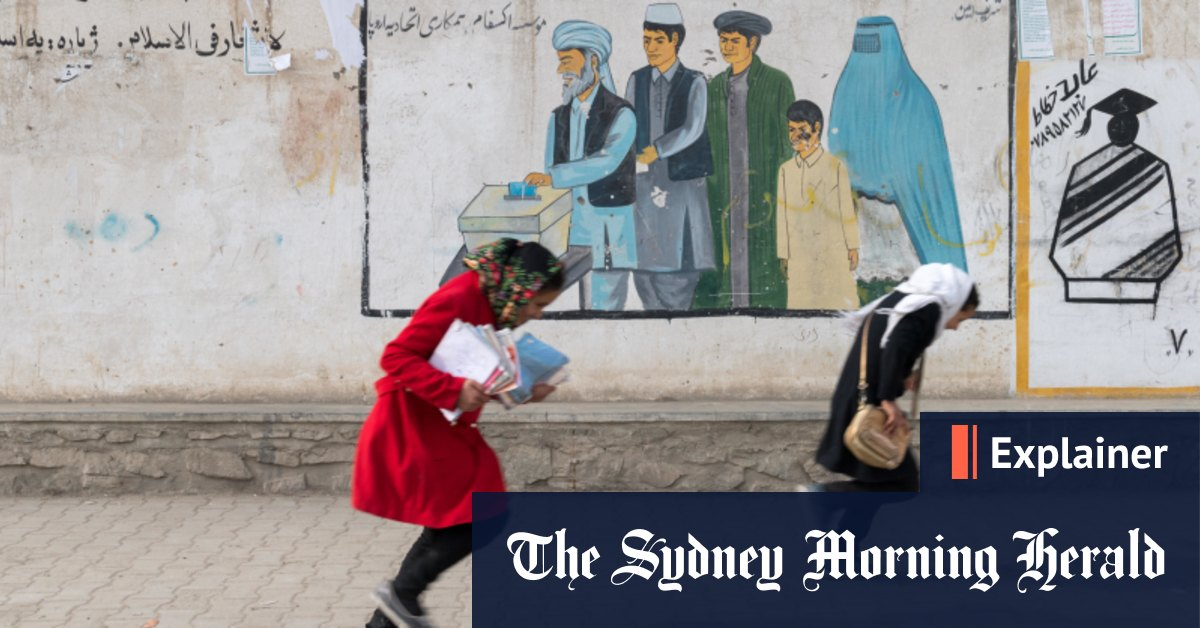 Miniskirts and mujahideen: how did Afghanistan come to be defined by war? – Sydney Morning Herald