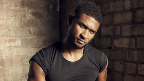 Usher joins other icons to headline RnB Fridays Live in November