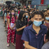 First major COVID-19 outbreak hits Thailand as South Korea sets infection record