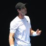 'I need time': Murray's lack of interest in any post-tennis pursuit