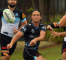 'He's made a lot of sacrifices': Moylan gives Morris halves headache
