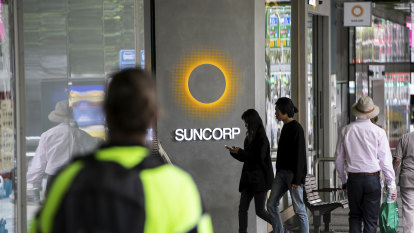 Suncorp sees 'big shift' in how younger shoppers access credit