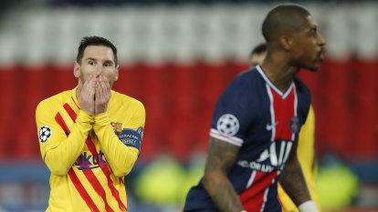 PSG bury Barcelona demons to storm into Champions League quarter-finals