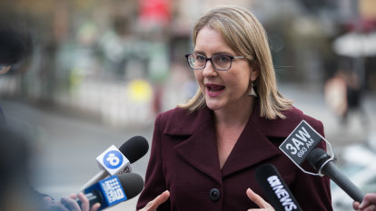 Transport Infrastructure Minister hoses down Metro Tunnel budget blowout reports