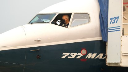 Boeing board to face investors' lawsuit over 737 MAX crashes