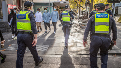 'Heavy cost': Patrols at Melbourne train stations slump as police feel pinch