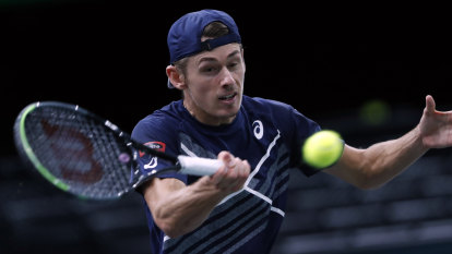De Minaur warms up for Open in style with Antalya title, Tomic books spot